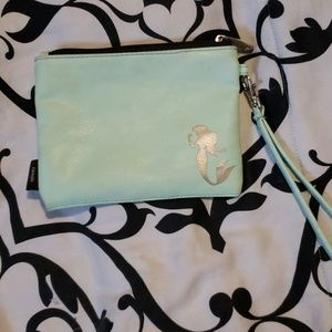 torrid Bags - Little mermaid wristlet